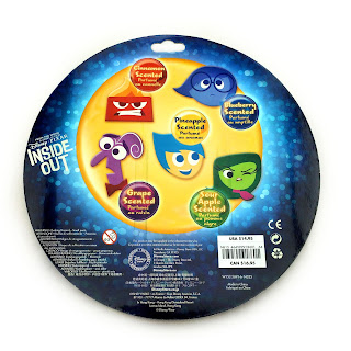 disney pixar inside out scented erasers
