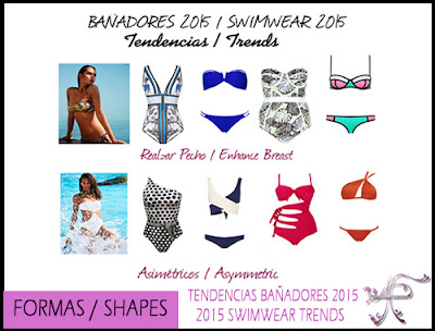 Swimwear Shapes 2015