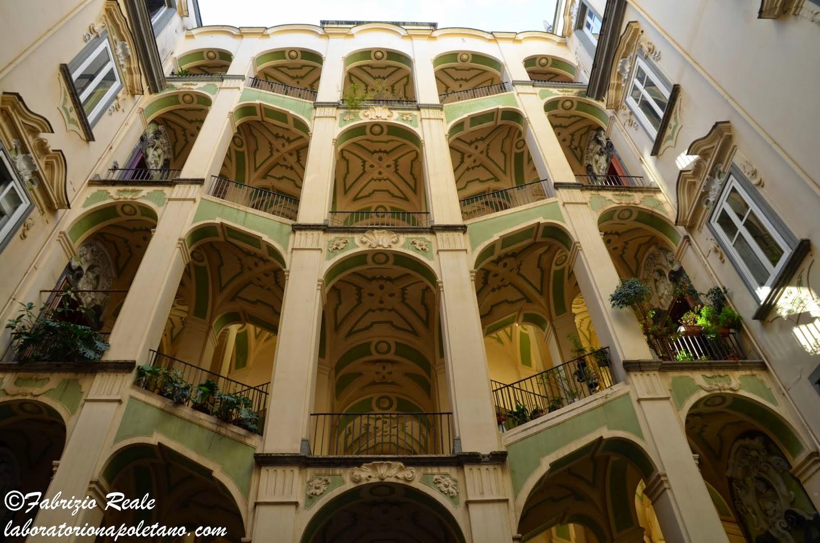 il palazzo dello spagnuolo