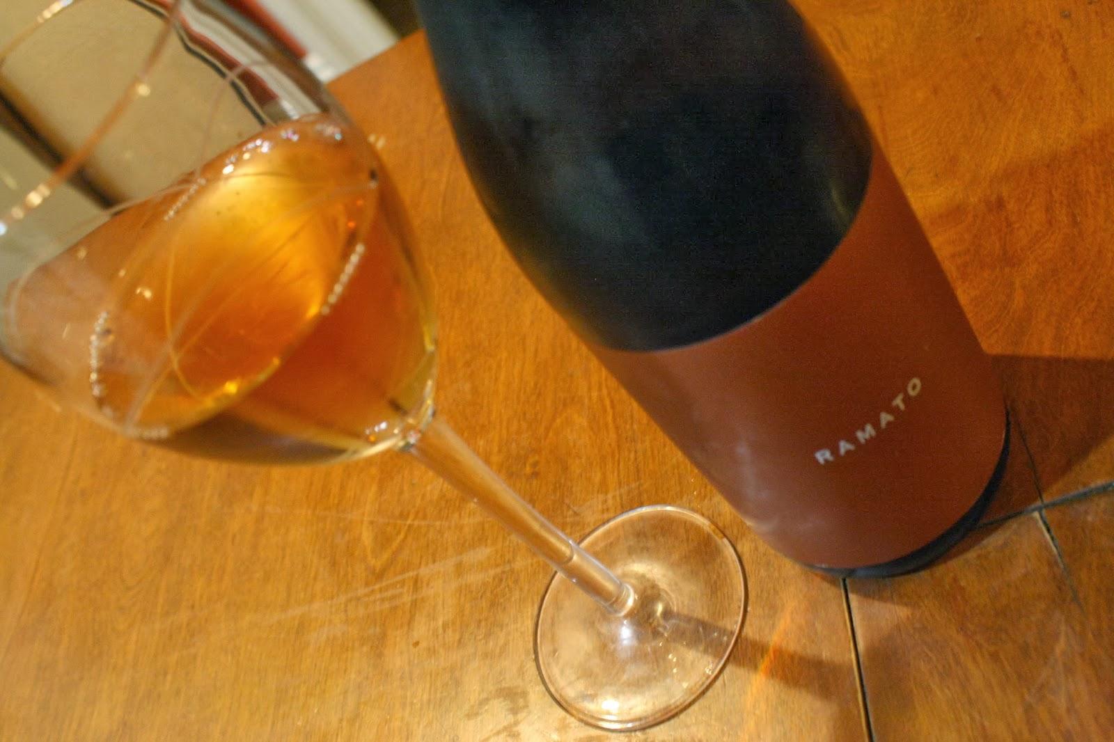 Orange Wine, Channing Daughters, Italian Varietals