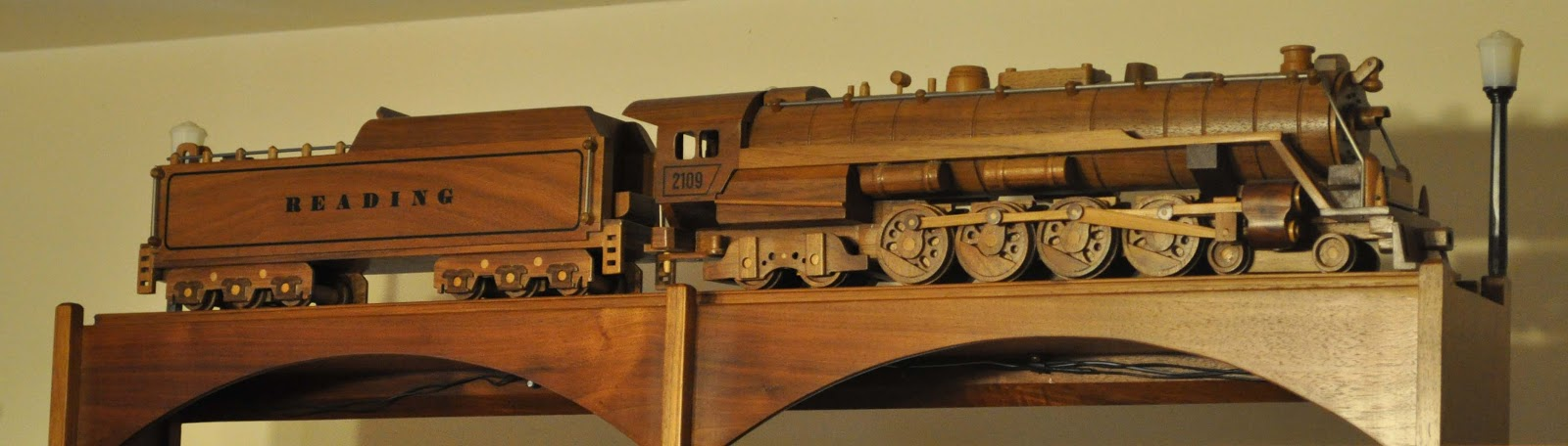 Wood n thoughts building a steam locomotive for Wooden locomotive plans