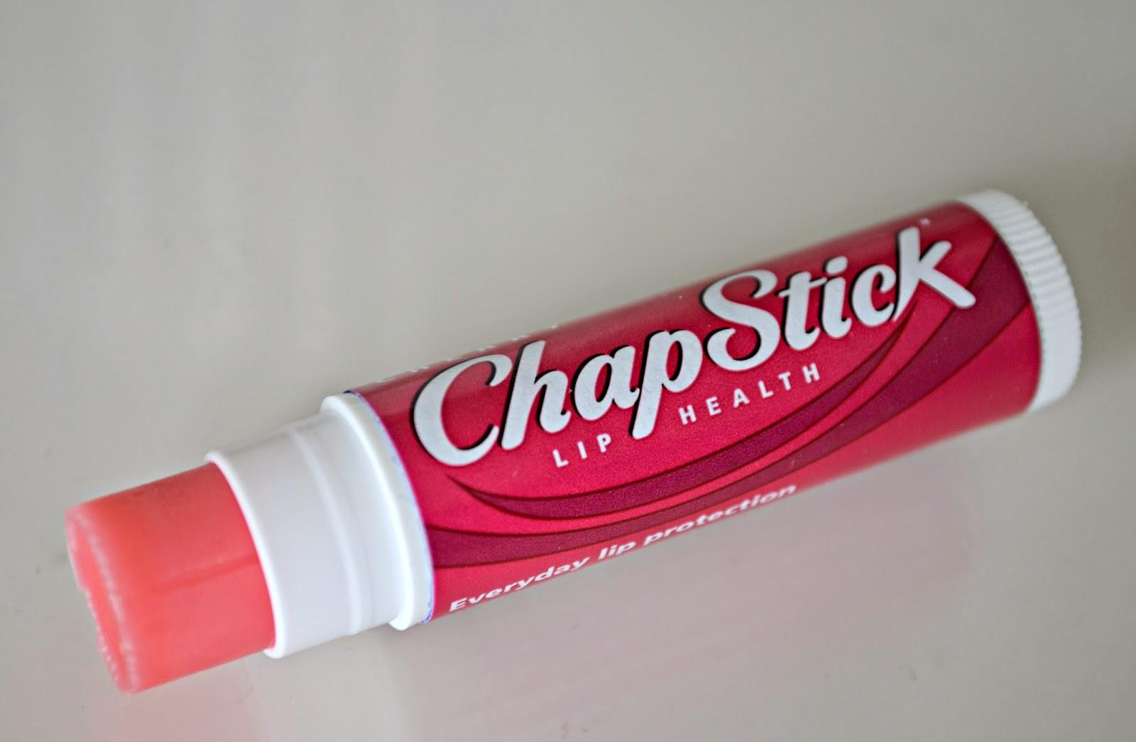 chapstick cherry