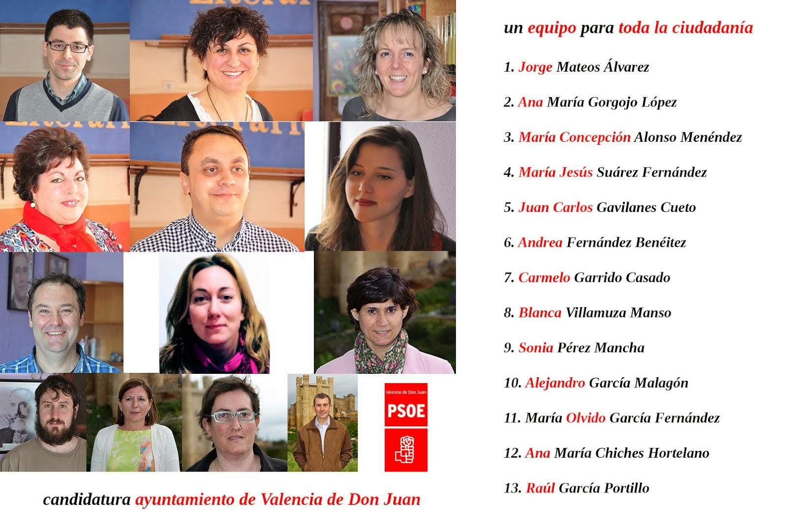 Candidatura 2015