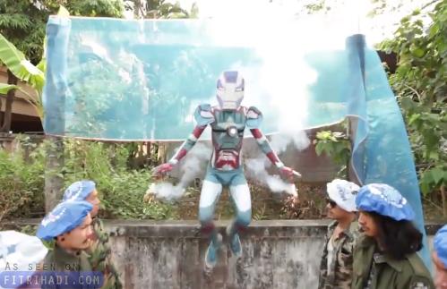 video parody trailer iron man 3
