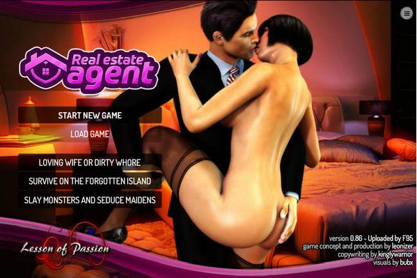 New free online sex games