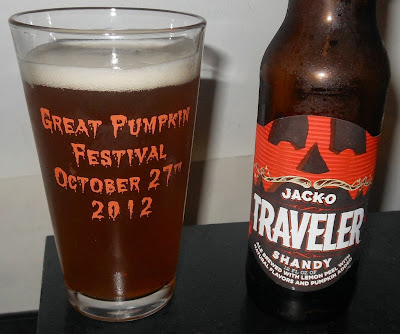 Horror Movies and Beer!: Traveler Jack-O Shandy