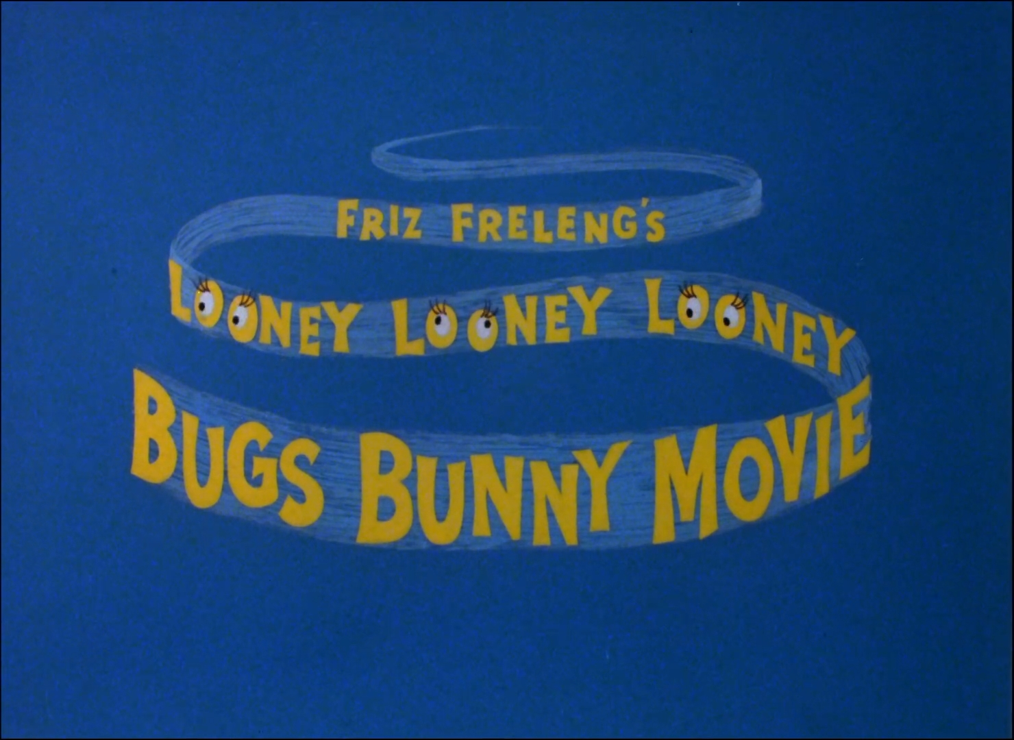 Looney Looney Looney Bugs Bunny la pelicula (1981) 1080p Meg
