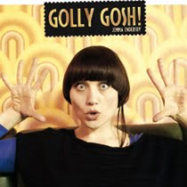 New CD: Golly Gosh