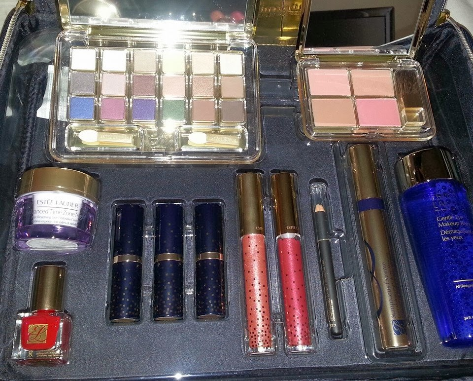 Estee Lauder The Makeup Artist Professional Colour Collection 2013