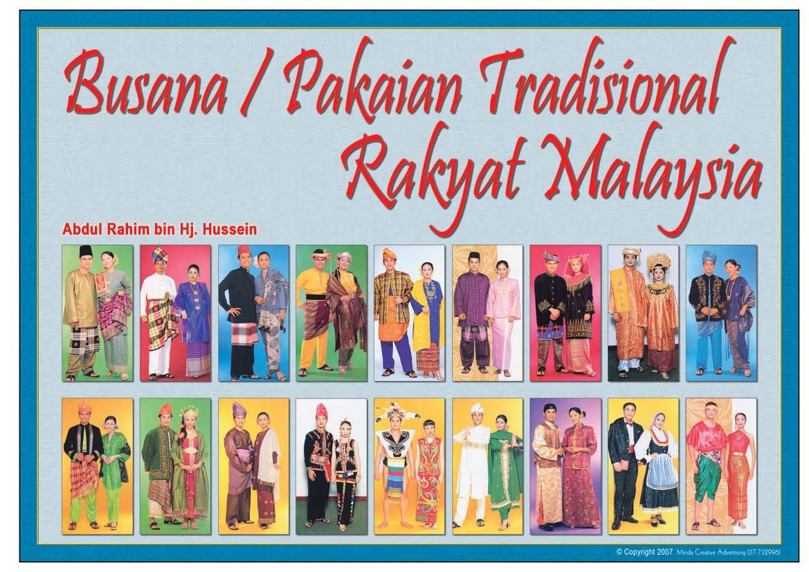 Bangsar sedang mengadakan Pameran Bertema Pakaian Tradisional Malaysia