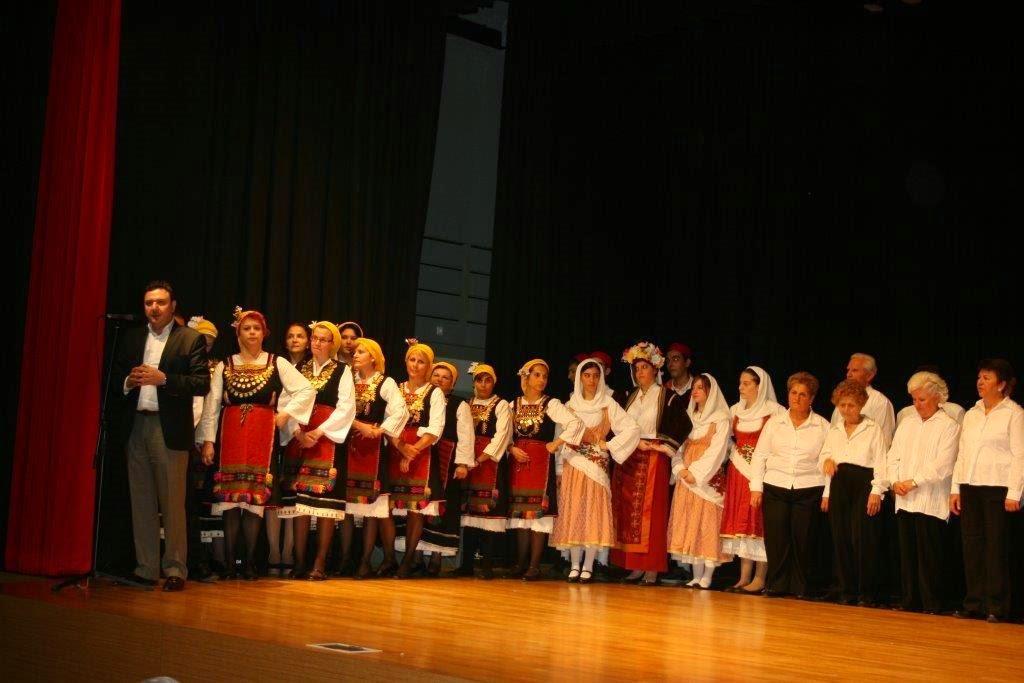 Επετειακή εκδήλωση παραδοσιακών χορών Δήμου Αγίας Βαρβάρας