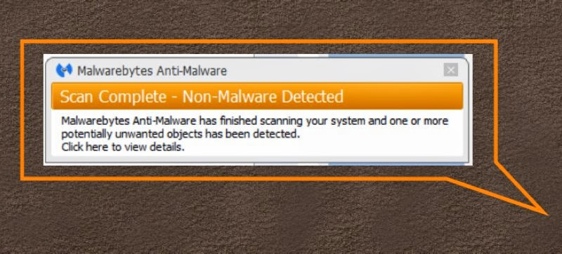 how to stop malwarebytes update notifications