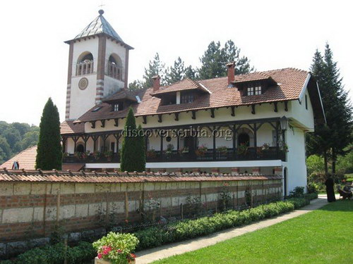 Monastery Lelic Serbia