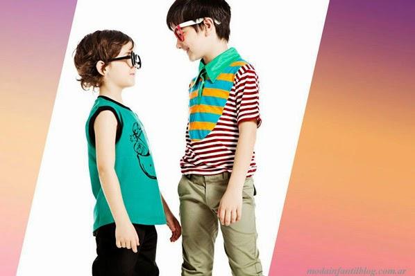 chucho manucho ropa para niños verano 2014