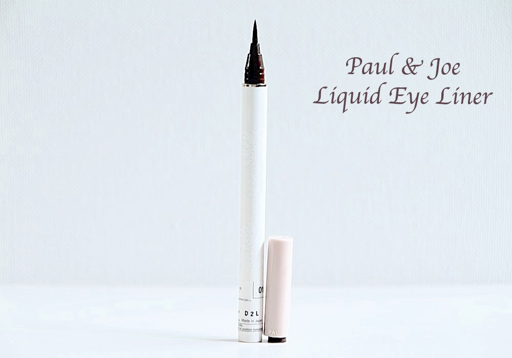 paul & joe liquid eye liner test avis