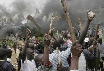nigerian soldiers arrested borno village