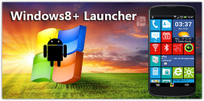 Windows8 / Windows 8+ Launcher v2.1 Apk Download