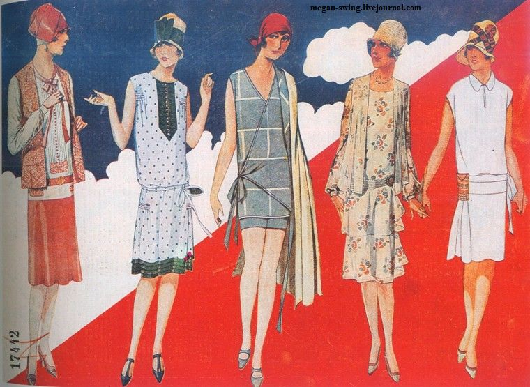 fashion in the 1920s Many important things happened in the 1920s (prohibition, jazz music, art deco ) but in our minds, one of the more significant developments.