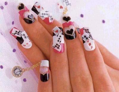 nail art unique.