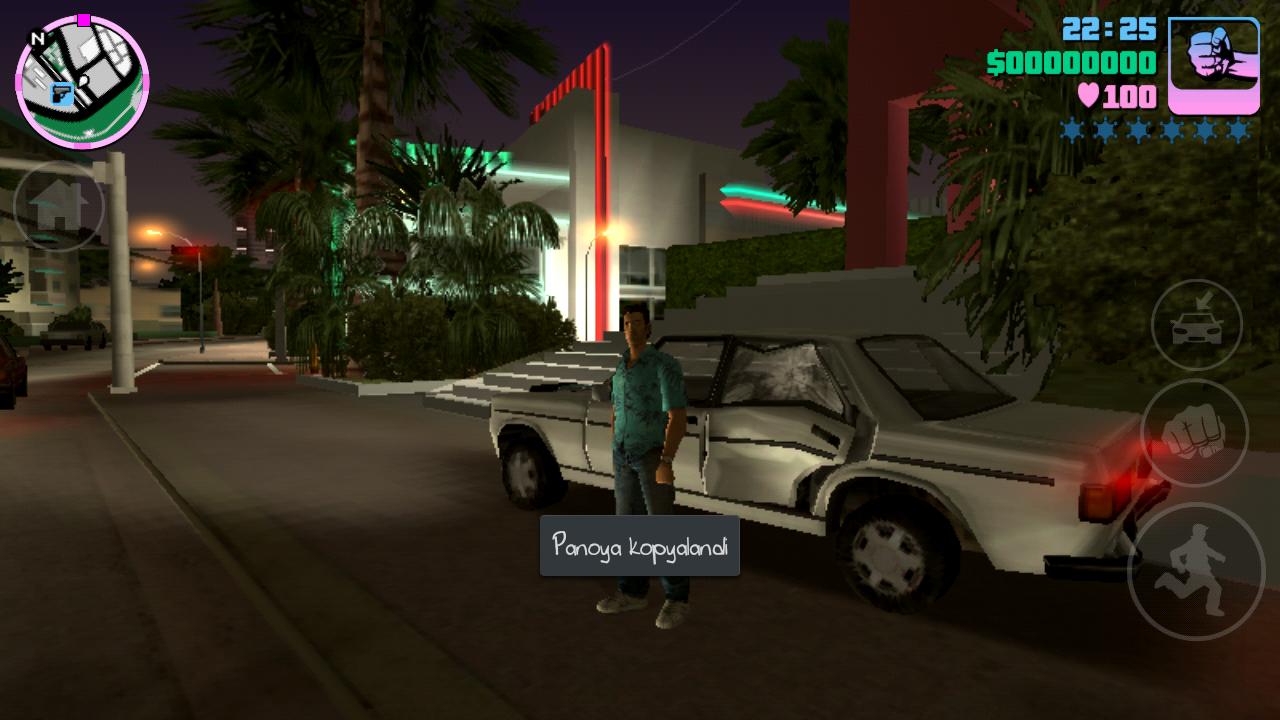 Grand theft auto:Vice City