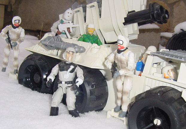 1994 Snow Storm, 1997 Snow Job, 1994 windchill, Blockbuster, 1993 Frostbite