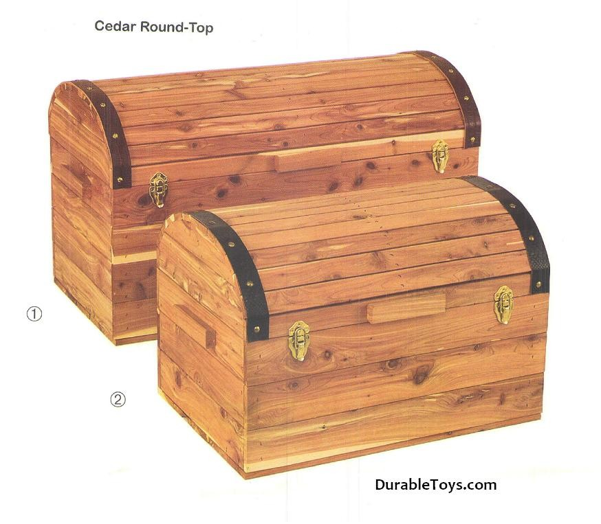 Round Top Chest Plans - Image Mag