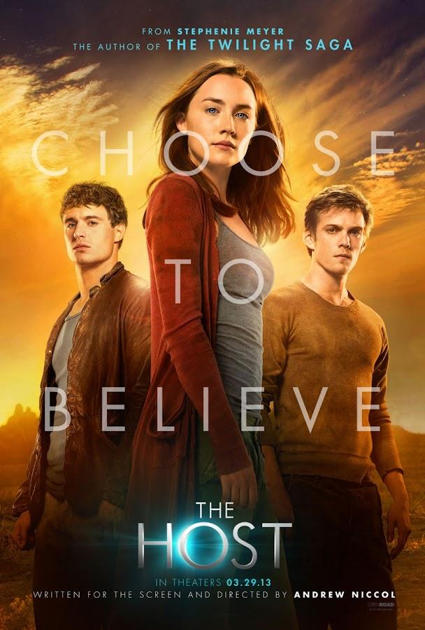 ตัวอย่างหนังใหม่ :The Host  (ต้องยึดร่าง) ซับไทย poster