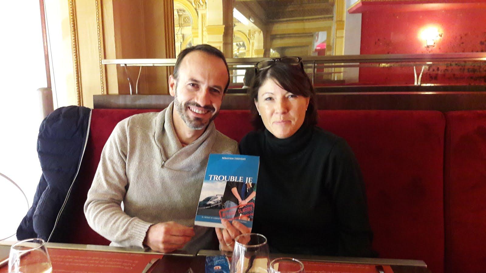 Avec Sébastien Théveny