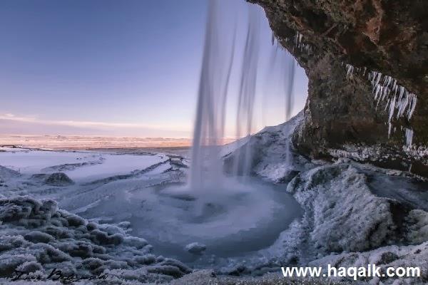 شلال Seljalandsfoss  l اجمل الشلالات في العالم 66732c2d-274e-4928-a