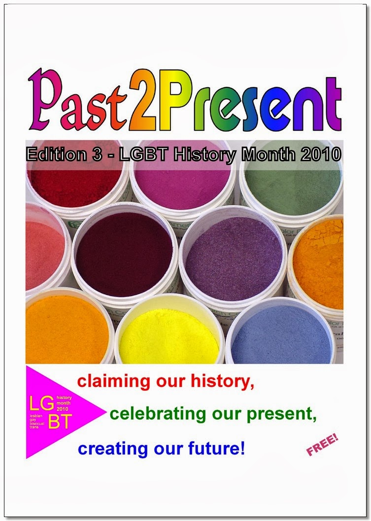 Cover Past2Present 2010