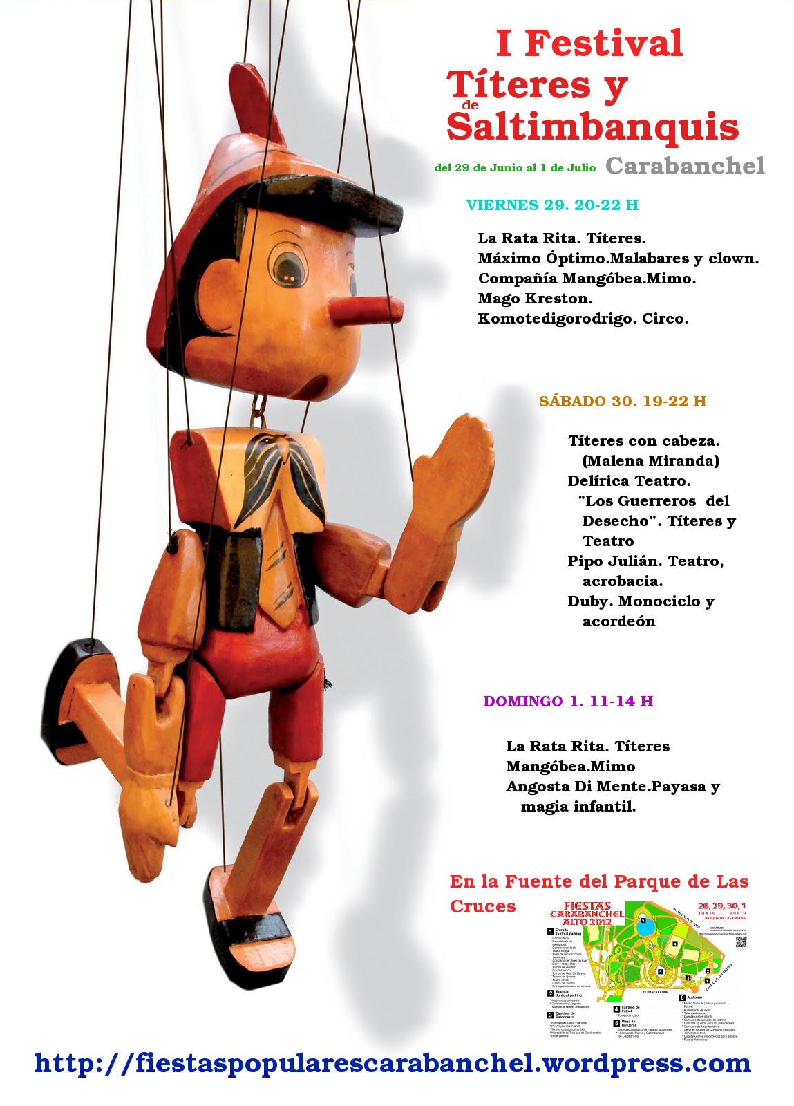 Festival de Titeres Carabanchel