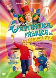 Filme A Fantástica Fábrica de Chocolate (Willy Wonka & the Chocolate Factory) Dublado AVI DVDRip