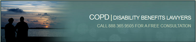 COPD Disability Benefits