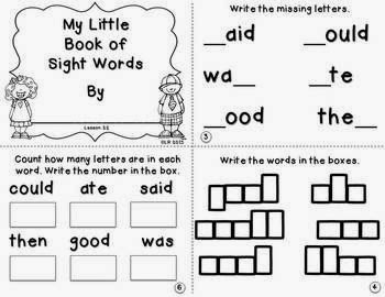 http://www.teacherspayteachers.com/Product/My-Little-Books-Kindergarten-Journeys-Sight-Word-Edition-956835
