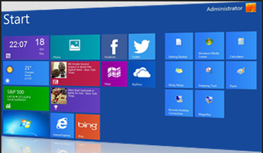 برنامج مجاني لتحويل واجهة نظامك الي واجهة ميترو المميزة لويندوز 8 WinMetro