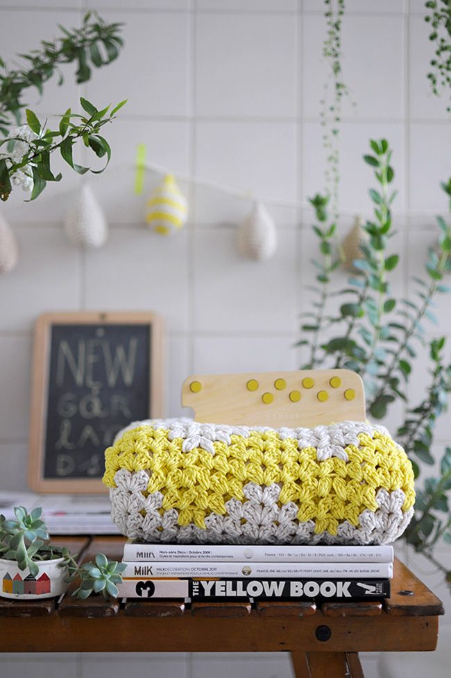 ideas para decorar con amarillo