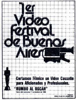 Video Festival de Buenos Aires