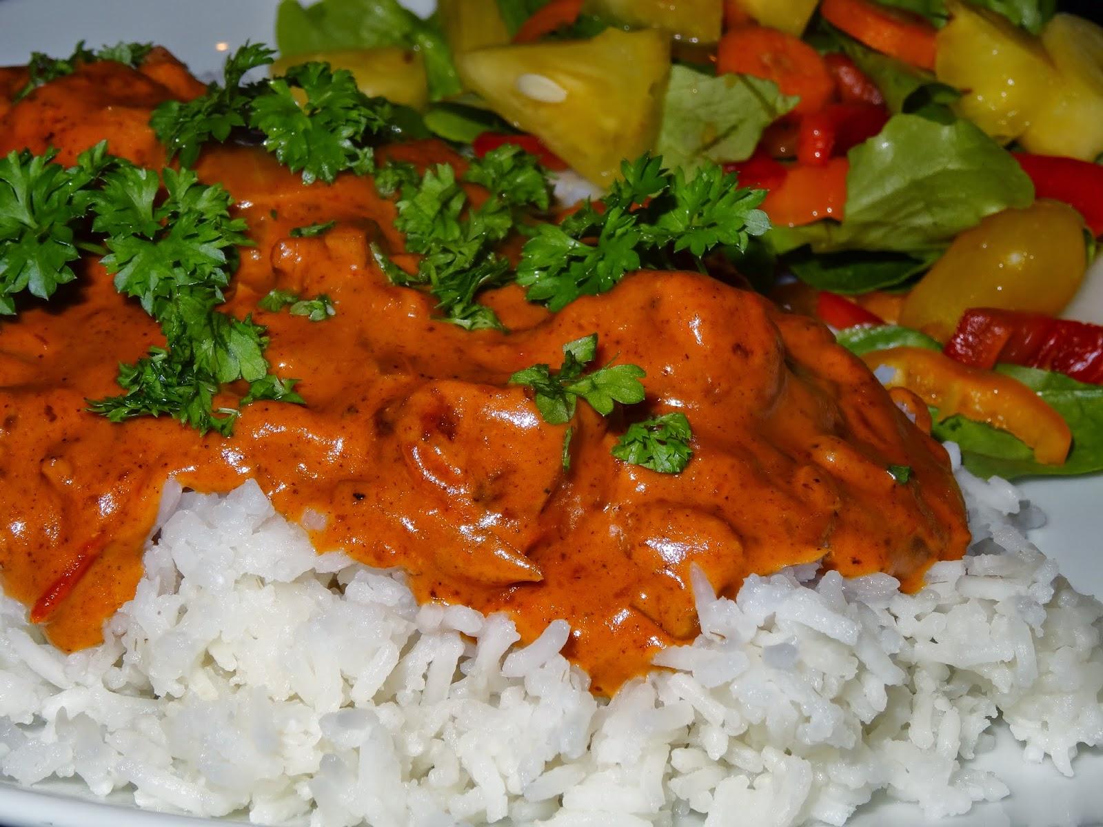 kylling med ris opskrift