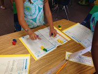 2nd Grade Math Investigations, math, The Schroeder Page