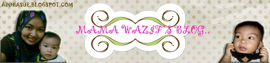 Mama Wazif's blog