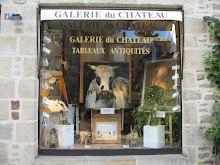 AURAY - GALERIE DU CHATEAU