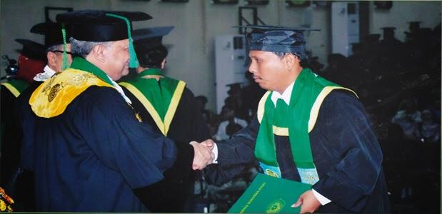 Selamat Dan Sukses Atas Wisuda Magister Kesehatan USU, dr Edward Situmorang, M.Kes