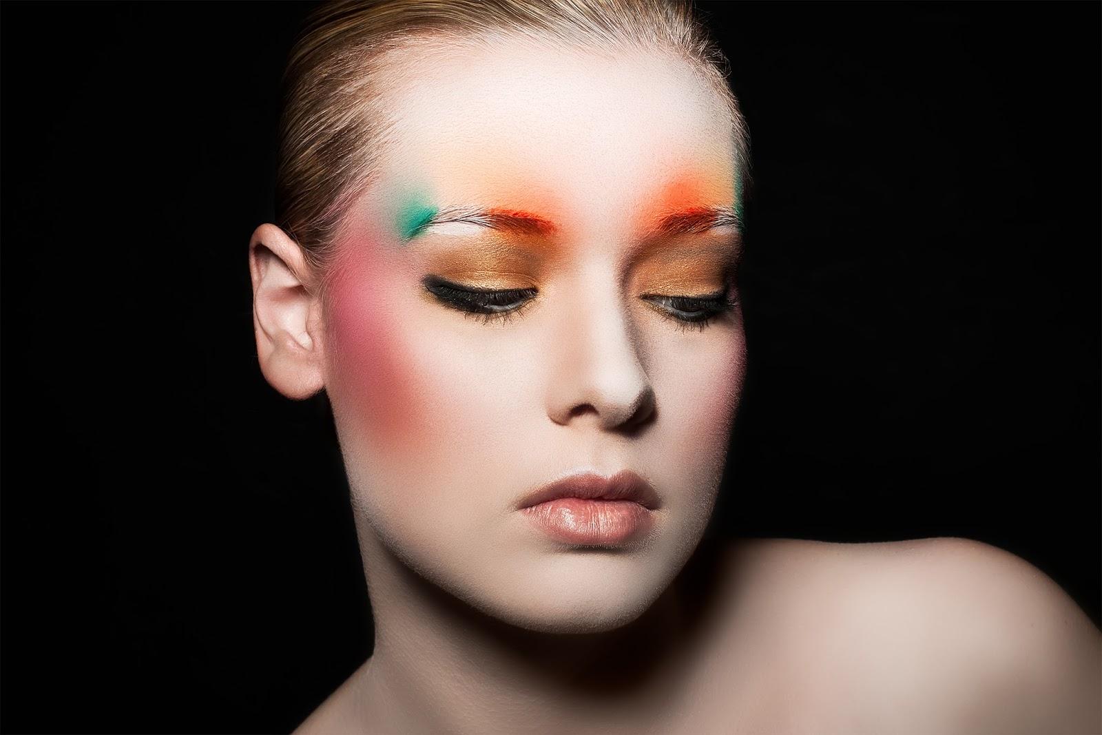 Портфолио макияж