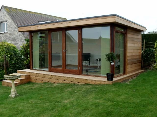 Inspirational of home interiors and garden office park for Garden office interiors