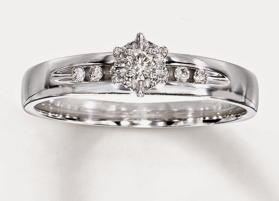 Princess Cut Beautiful Diamond Wedding Rings Design Pictures HD