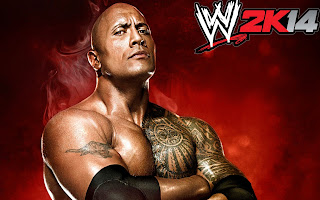 WWE 2K14 The Rock