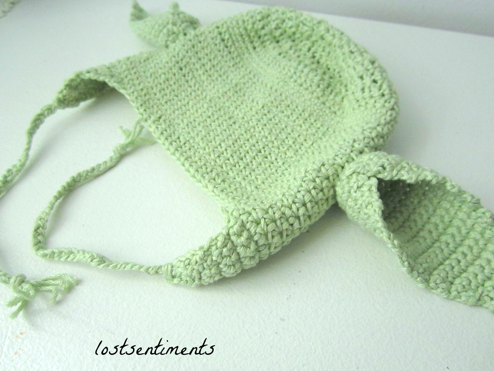 lostsentiments: Crocheted Yoda Hat for a lil boys 1st Birthday Party!