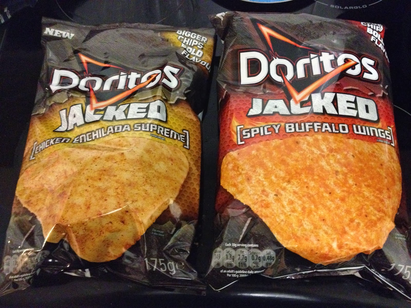 a review a day today s review doritos jacked chicken enchilada