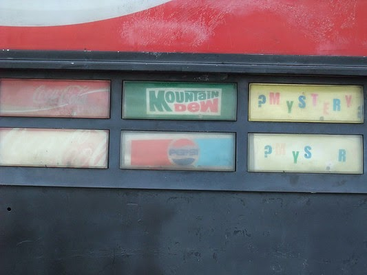 seattle haunted vending machine