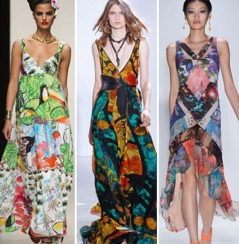 Модные Сарафаны